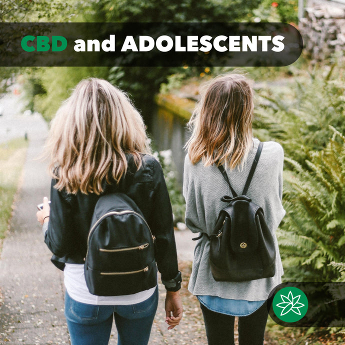 What we know about CBD for adolescents?
