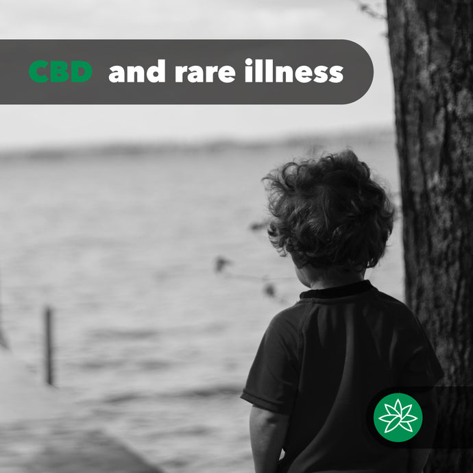 CBD and rare diseases.