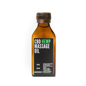 Full Spectrum CBD massage oil
