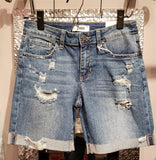Weekend Warrior Denim Shorts