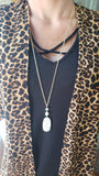 Most Loved Necklace: Howlite