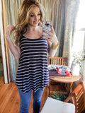 Striped Reversible Tanks