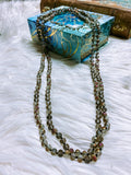 "~Best Seller~ 60"" Beaded Crystal Necklace"