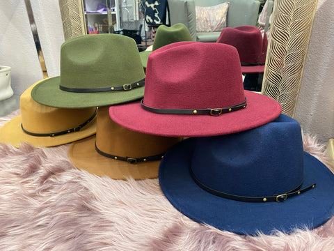 Pecos Felt Hats: Multi