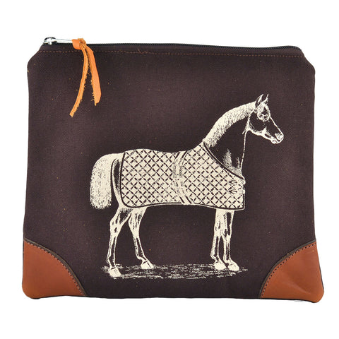 Rebecca Ray Designs - Burghley Medium Envelope with Horse Design - Envelope - Made in America