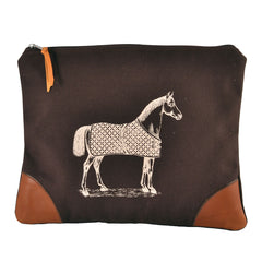Burghley Large Envelope with Horse Design