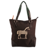Rebecca Ray Designs - Burghley Tote with Horse Design - Totes - Made in America