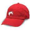Julie Horse Logo Unstructured Washed Twill Cap