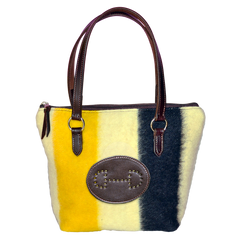 Special Woolwich Hudson Bay Brunch Bag with Hand Punched Bit Emblem