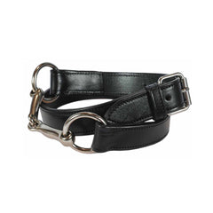 "1.25"" Classic Leather Bit Belt"