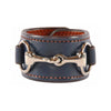 Rebecca Ray Designs - Bit Cuff with Stainless Steel Snaffle Bit - Cuffs - Made in America