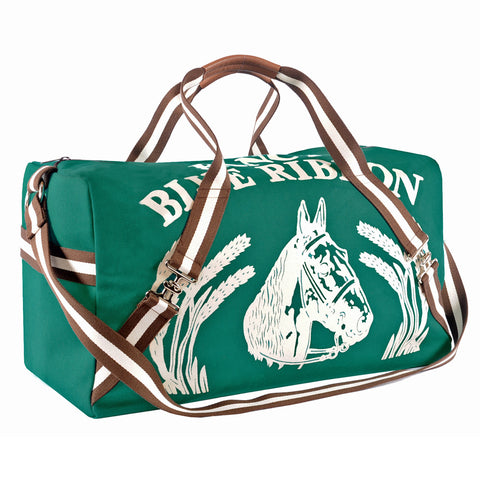 Maryann Duffel Fancy Blue Ribbon Horse