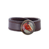 Rebecca Ray Designs - Classic Leather Slide Bracelet - Bracelet - Made in America