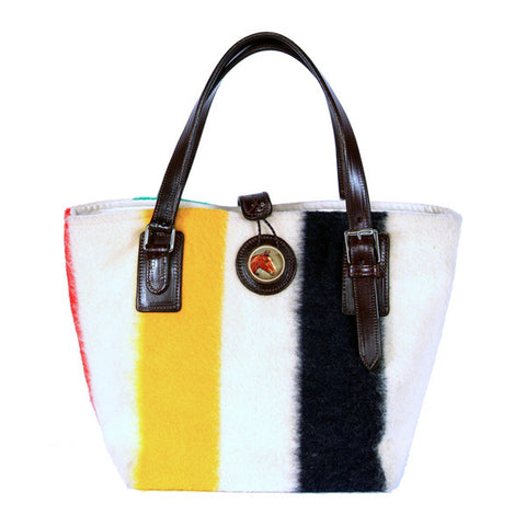 Trapper Handbag Hudson Bay Wool