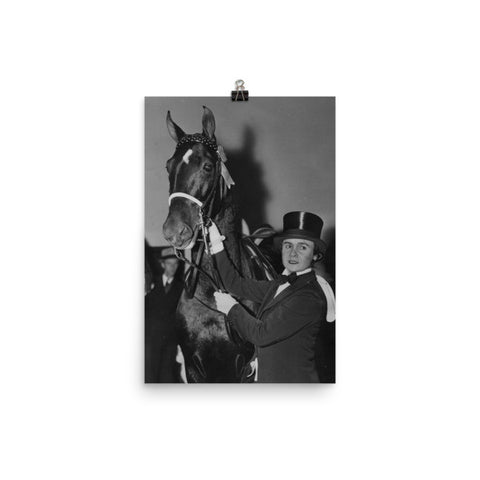 Top hats and rosettes - 12x18