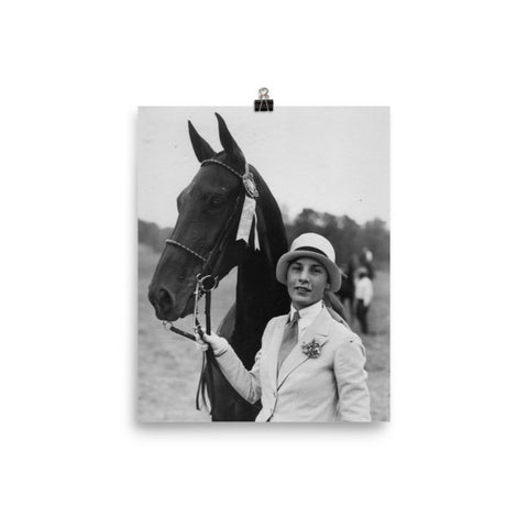 Rebecca Ray Designs - Champion - 3 Sizes - Poster - Made in America