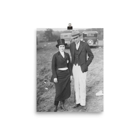 Rebecca Ray Designs - Best dressed couple - 3 sizes - Poster - Made in America