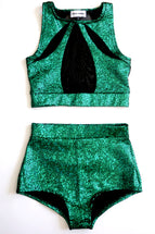 Vixen Set, Green