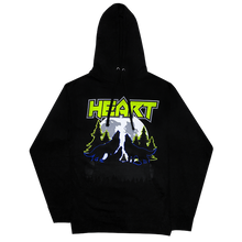 Load image into Gallery viewer, Heart Howling Wolves Hoody