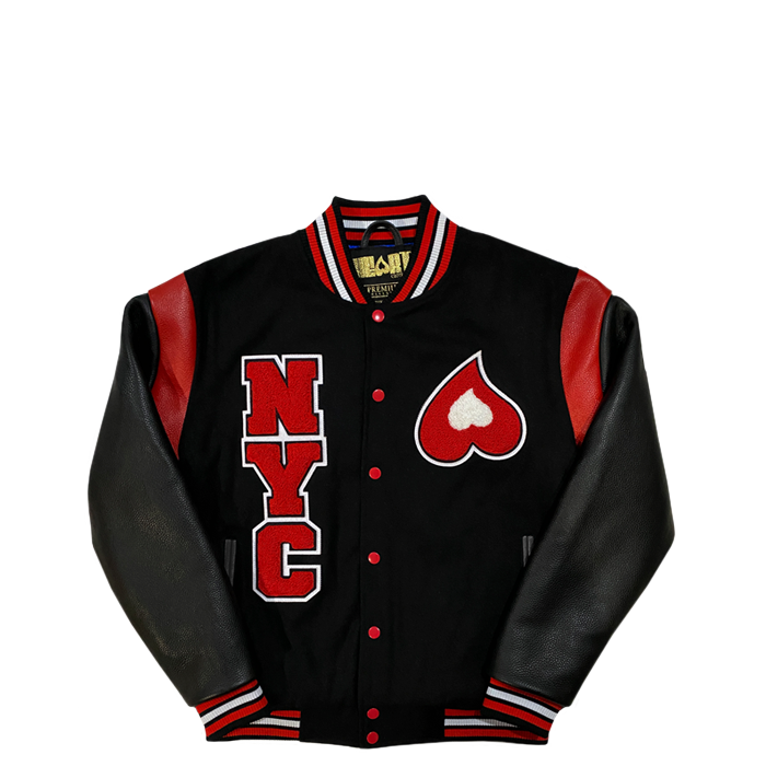 Heart of The City Varsity Jacket (Exclusive Release)