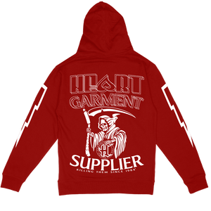 Heart Garment Supplier Hoody