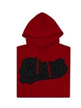 Load image into Gallery viewer, Heart Chenille Hoody