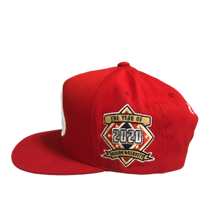 Heart 2020 Series Snapback - Sold Out