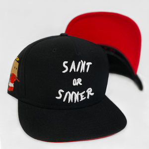 Saint or Sinner Snapback