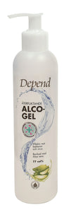 Alcogel 1156 77 vol% 250 ml