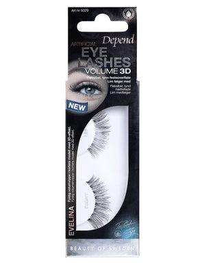 Eyelashes Evelina 5029