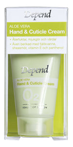 Aloe Vera Hand & Cuticle Cream 8920