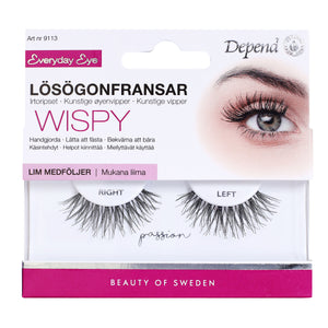 Løsvipper Wispy Passion
