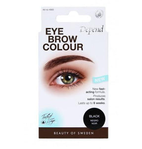 Eyebrow Colour - Sort 4900-1
