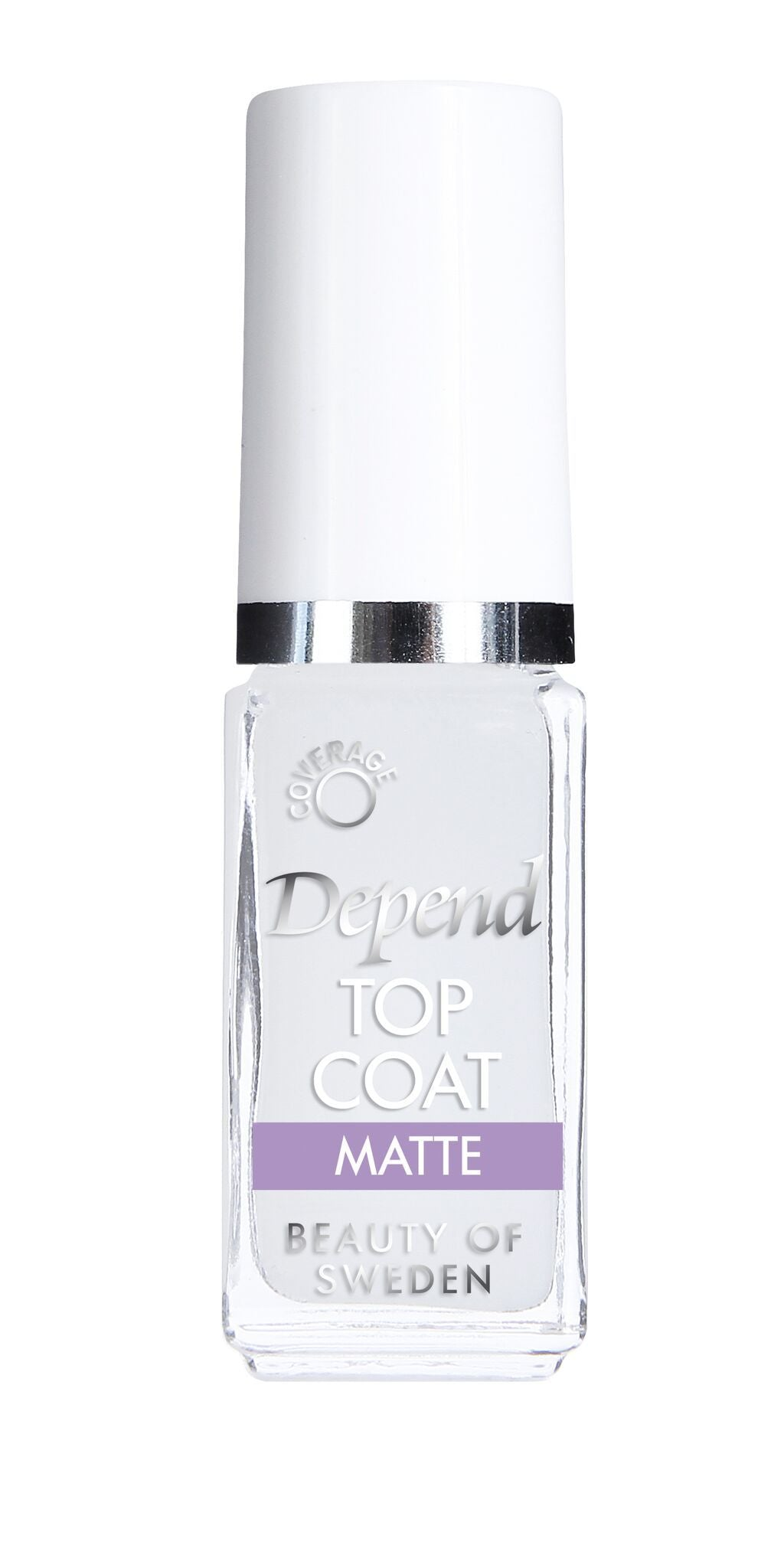 Minilakk Top Coat Matte