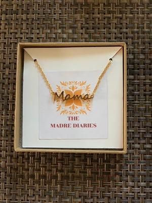 Mama (Necklace)