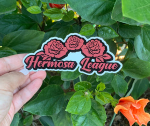 Hermosa League (Sticker)