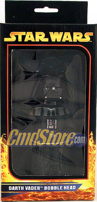 DARTH VADER Bobble Head STAR WARS EPISODE III REVENGE OF THE SITH Comic Images