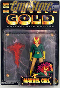"MARVEL GIRL 5"" Action Figrue MARVEL GOLD COLLECTOR'S EDITION Toy Biz Toy"