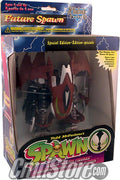 "RED FUTURE SPAWN 6"" Action Figure BOXED SPAWN SERIES 3 Spawn McFarlane Toy"