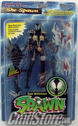 "SHE-SPAWN BLACK COSTUME 6"" Action Figure SPAWN SERIES 4 Spawn McFarlane Toy (SUB-STANDARD PACKAGING)"