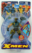 X-Men Action Figures Comic Book Series 1: Stealth Wolverine