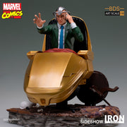 1:10 Art Scale Line 7 Inch Statue Figure X-Men Diorama - Professor X Iron Studios 904529