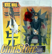 "GRINNING CRAZY 88 FIGHTER 6"" Action Figure KILL BILL VOLUME 1 Neca Toy"