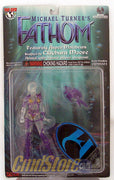 TRANSLUCENT ASPEN FATHOM Micheal Turner Limited Edition EXCLUSIVE Action Figure (Sub-Standard Packaging)