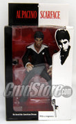 BLOODY TONY MONTANA SCARFACE THE ENFORCER 10 Inch Action Figure AL PACINO SCARFACE SDCC 2005 SDCC EXCLUSIVE Mezco Toy
