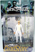 "SWITCH 6"" Action Figure THE MATRIX ""THE FILM"" SERIES 1 N2Toys WB Toy (SUB-STANDARD PACKAGING)"
