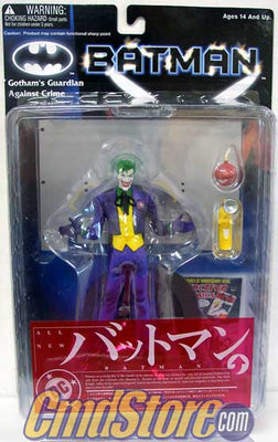 THE JOKER Series 1 Original Series Action Figure Yamato
