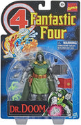 Marvel Legends Retro 6 Inch Action Figure Fantastic Four - Dr. Doom
