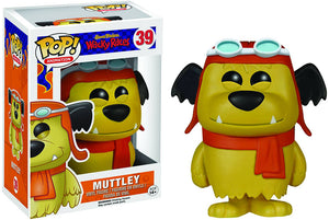 Pop Animation 3.75 Inch Action Figure Wacky Races - Muttley #39