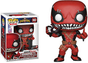 Pop Games 3.75 Inch Action Figure Contest Of Champions - Venompool Exclusive #302